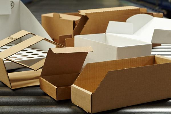 conception et production de carton ondulé