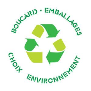 label vert Boucard emballages