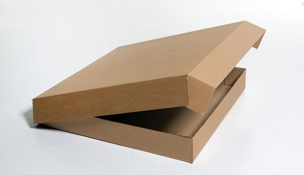 enveloppe carton 5 panneaux