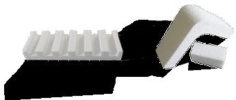 image cales en polystyrène