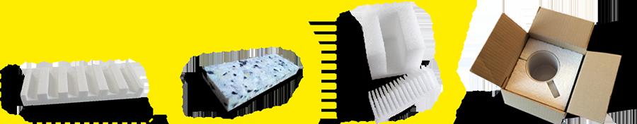 gamme plots et cales chez Boucard Emballages