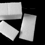 image plots en polystyrène
