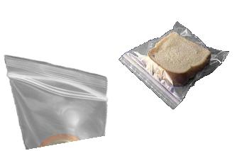 aperçu des sac à fermeture à glissière