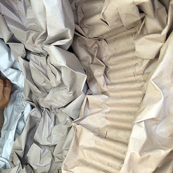 papiers emballage et callage