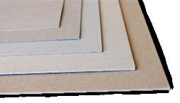 papiers carton rigides