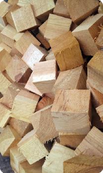 plots de calage bois