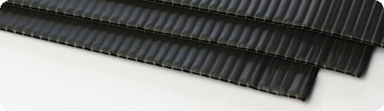 plaques polypropylene pour protection du sol