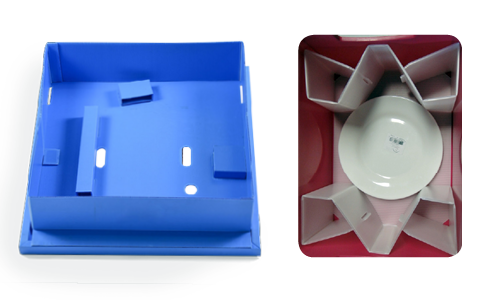 plaques polypropylene pour calage
