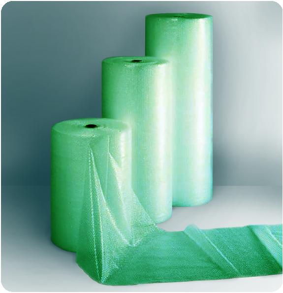 papier bulle recyclé